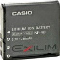 Casio NP-40 Batarya