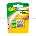 GP 2300mAh AA ŞARJLI KALEM PİL