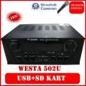 WESTA WA-502U EV ANFİSİ