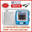 Roxy RXY-430 12 Band El Radyosu