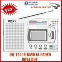 ROXY RXY-330 DİJİTAL RADYO