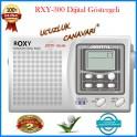 ROXY RXY-300 DİJİTAL RADYO