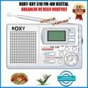 Roxy RXY-310 Dijital Göstergeli Cep Radyo