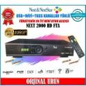 Next 2000 Usb HD Kasalı Uydu Alıcı Tkgs Wifi Desteği
