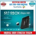 Next Starbox Onyx Mini Hd Plus Uydu Alıcı Çift Usb Tkgs