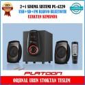 Platoon PL-4227 2+1 Ev Sinema Sistemi Usb SD Fm Radyo Bluetoth