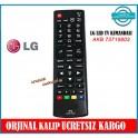 LG Led Tv Kumandası AKB 73715603 Q.VIEV Q.MENÜ Tuşlu