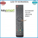 Keysmart Altus Led Tv Kumandası