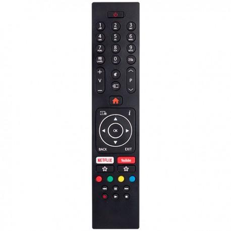 Vestel Seg Regal Netflix Youtube Tuşlu Led TV kumandasi