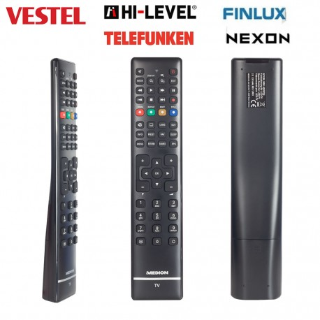 Hi-Level Telefunken Finlux Regal Vestel Led TV kumandası