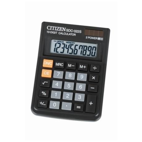 Citizen SDC 022S Hesap Makinası