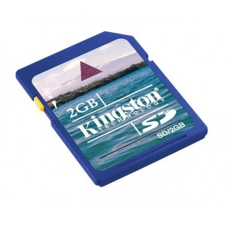 Kingston 2 GB SD SECURE DIGITAL Hafıza kartı