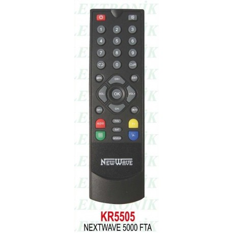 NEXTWAVE 5000 FTA UYDU KUMANDASI