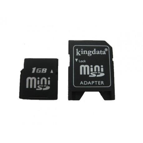 King Data 1Gb Mini Sd Kart