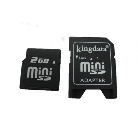 King Data 2Gb Mini Sd Kart