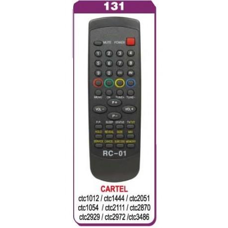 Cartel Tv Kumanda