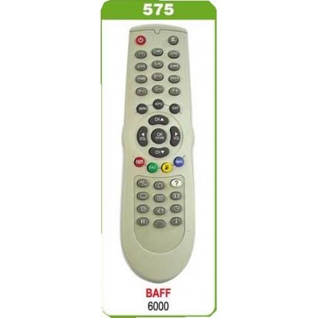 BAFF 6000 TAPLIN-FINEPASS UYDU KUMANDASI