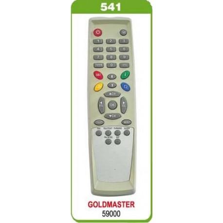 Goldmaster Uydu Kumandası