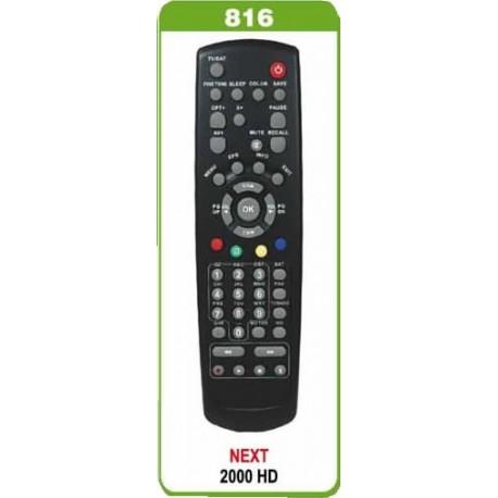 Next 2000 HD Uydu Kumandası