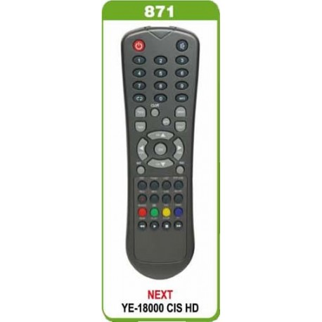 Next 18000 HDMI UYDU KUMANDA