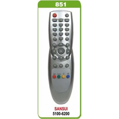SANSUI 5100 6200 REDLINE 1450 UYDU KUMANDA