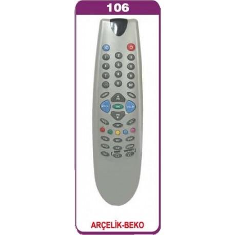 ARÇELİK TV KUMANDASI