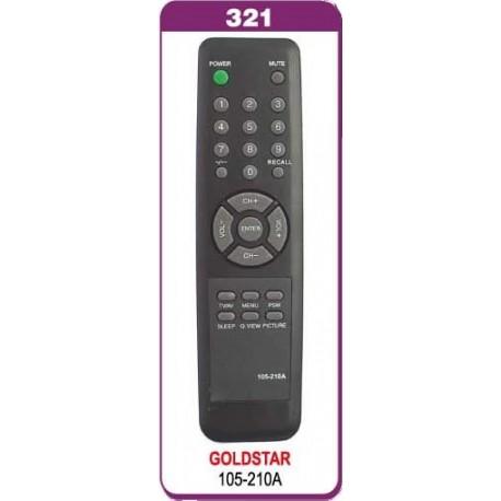 Goldstar TV kumandasi