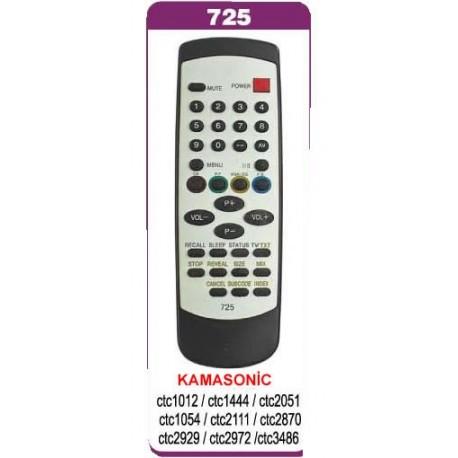 KAMASONİC TV KUMANDA