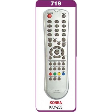 Konka TV kumandasi