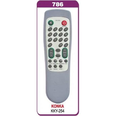 Konka TV kumandası