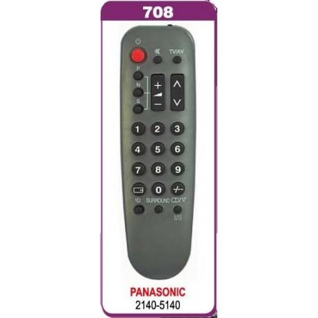 Panasonic TV kumandasi