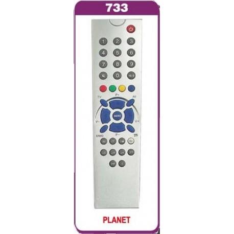 PLANET TV KUMANDA