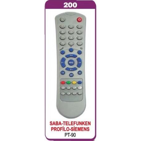 Profilo tv kumanda
