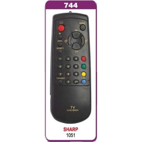 Sharp TV kumandasi