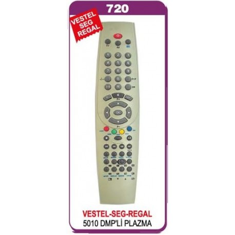 Vestel Regal Seg Tv Kumanda