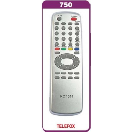 Telefox Tv Kumanda