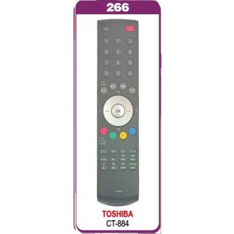 Toshiba TV kumandasi
