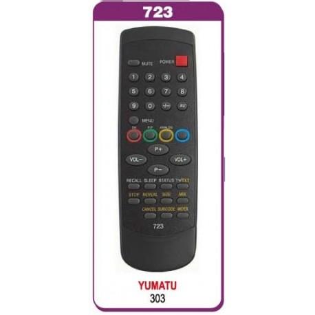 Yumatu TV Kumandasi