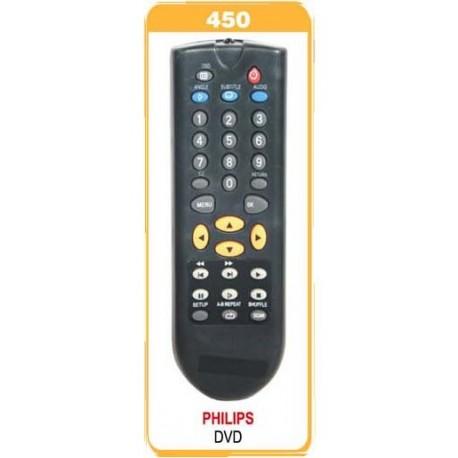 Philips Dvd kumandası