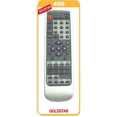 Goldstar Dvd Kumanda