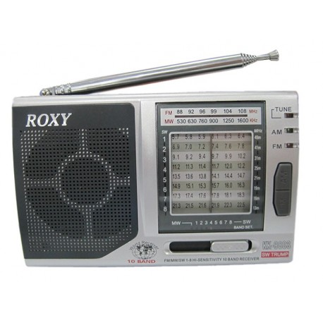 ROXY KK-9803 MANUEL RADYO
