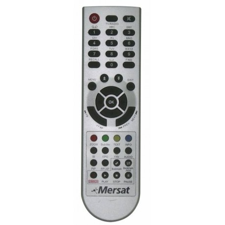 MERSAT MS-2011 PVR USB ORİJİNAL KUMANDASI