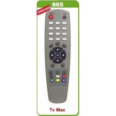 Tv Max Uydu Kumanda