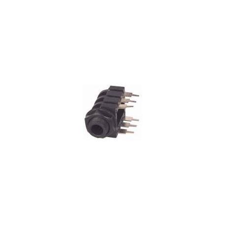 6,3 mm Mono Jack Şase