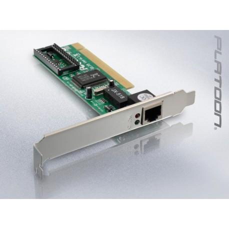 PLATOON PL-8750 PCI ETHERNET KART