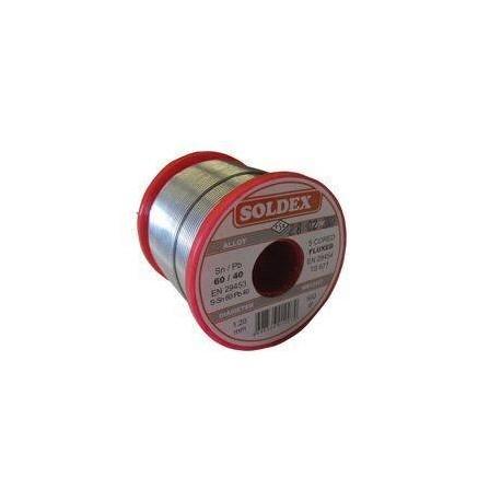 Lehim Teli Soldex 500 gr 1.2 mm Kalın