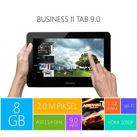 "Piranha Business II Tab 8GB 9"" Tablet"