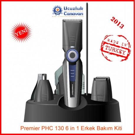 Premier PHC 130 Saç Sakal Bakım Seti