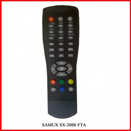 Samux Sx-2000 fta Kumanda