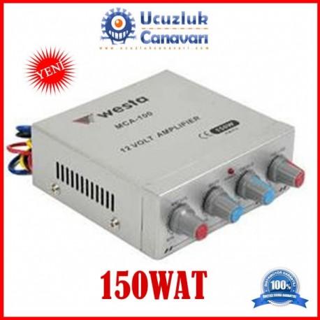 Westa MCA-100 Pazarcı Anfisi 150WAT